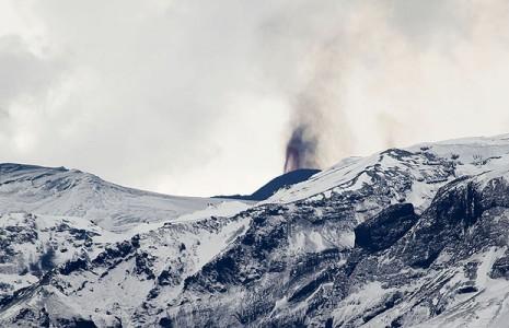 Vulkanas, keliantis problemas